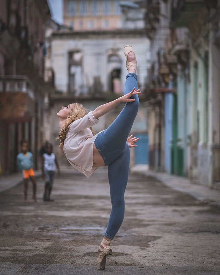 Wonderful Ballet Dancers Cuba Omar Robles 11