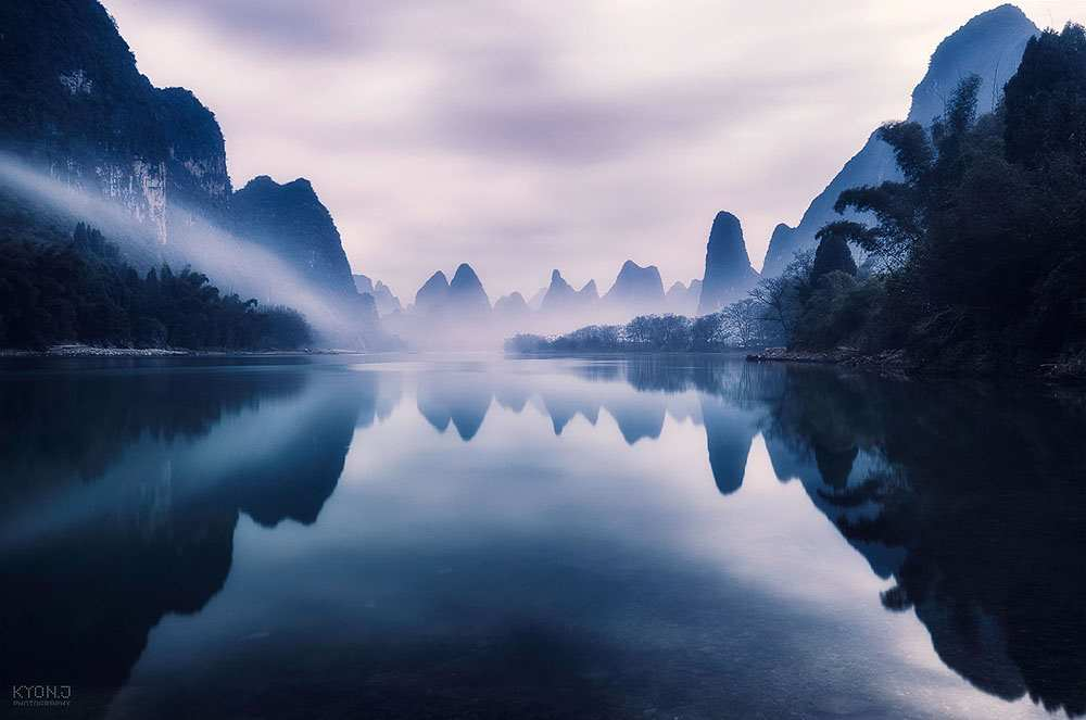 Wonderful Landscapes of GuilinChina by Kyon.J 99 Wonderful Landscapes of Guilin,China by Kyon.J