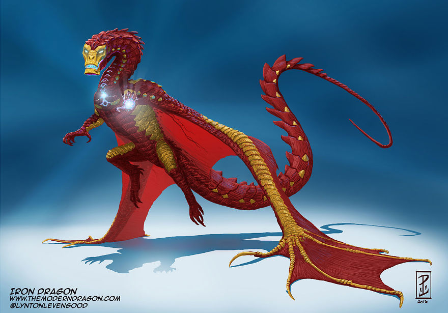 Wonderful Redesign Popular Marvel Comics Characters As Dragons 99 Redesign Popular Marvel Comics Characters As Dragons