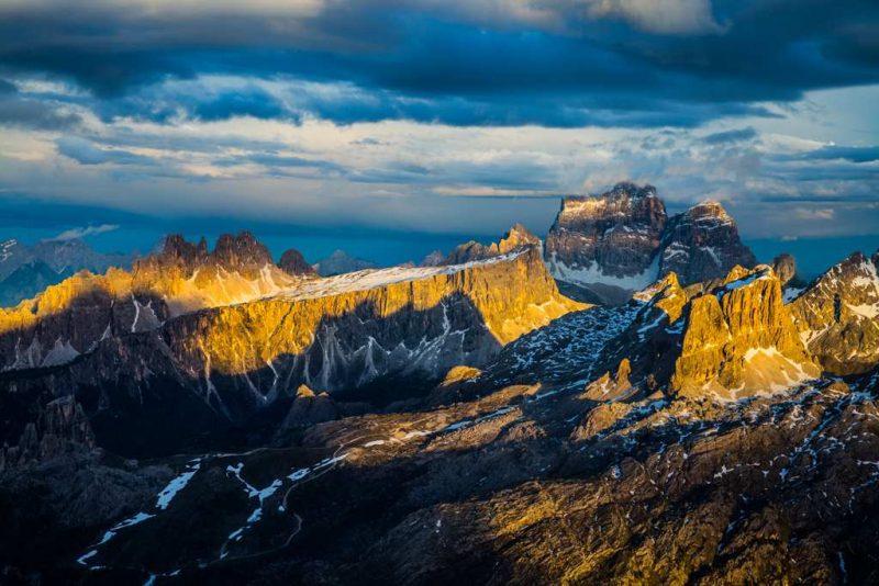Amazing Dolomite Mountains by Mikołaj Gospodarek Best Capture of Dolomite Mountains by Mikołaj Gospodarek