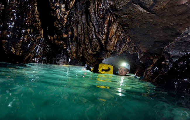 Amazing Underground Cave Photography of Robbie Shone 77 Underground Cave Photography of Robbie Shone
