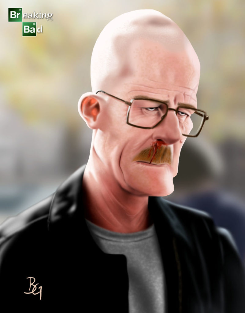 Artist Draw Real Life Movie Characters As Cartoons 7 801x1024 Artist Draw Real Life Movie Characters As Cartoons