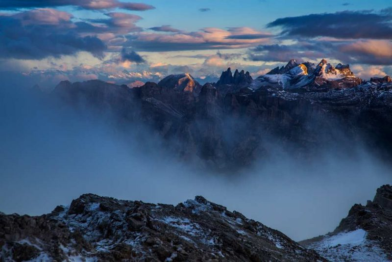 Beauty Dolomite Mountains by Mikołaj Gospodarek Best Capture of Dolomite Mountains by Mikołaj Gospodarek