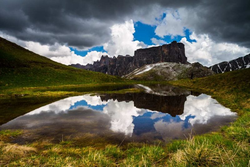 Best Capture of Dolomite Mountains by Mikołaj Gospodarek