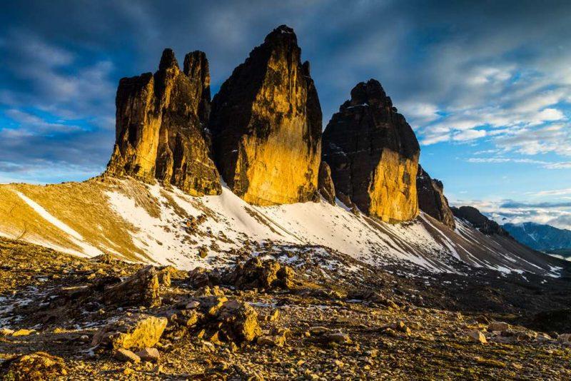 Dolomite Mountains by Mikołaj Gospodarek Best Capture of Dolomite Mountains by Mikołaj Gospodarek