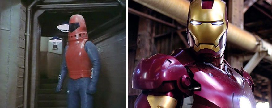 Iron Man Superheroes Then And Now Look Like 15 Superheroes Then And Now Look Like