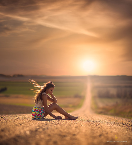 Smooth Shallow Depth of Field for Portraits by Jake Olson Shallow Depth of Field for Portraits by Jake Olson