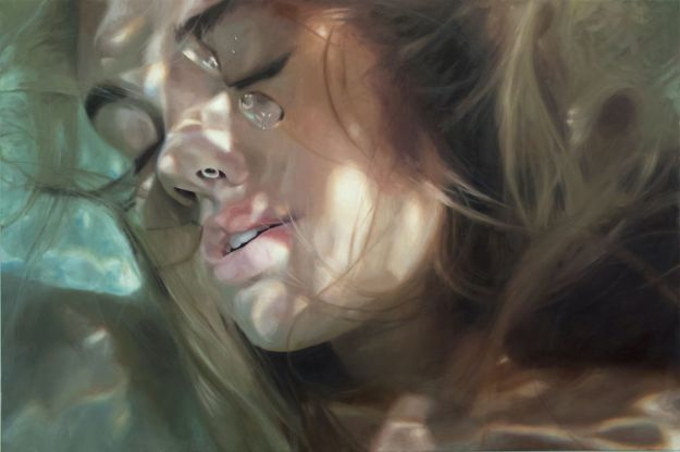 Stunning Realistic Underwater Paintings Reisha Perlmutter Realistic Underwater Paintings By Reisha Perlmutter