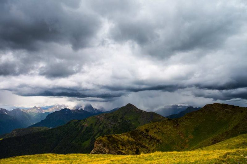 The beauty of Dolomite Mountains by Mikołaj Gospodarek Best Capture of Dolomite Mountains by Mikołaj Gospodarek