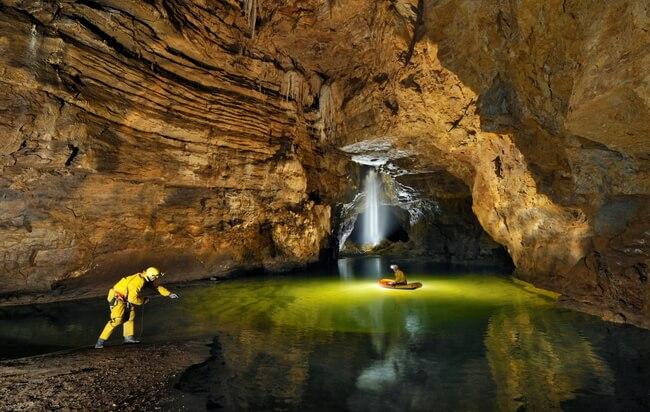 Wonderful Underground Cave Photography of Robbie Shone 77 Underground Cave Photography of Robbie Shone