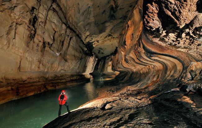 Underground Cave Photography of Robbie Shone