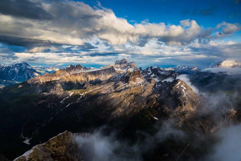 Wonderful of Dolomite Mountains by Mikołaj Gospodarek Best Capture of Dolomite Mountains by Mikołaj Gospodarek