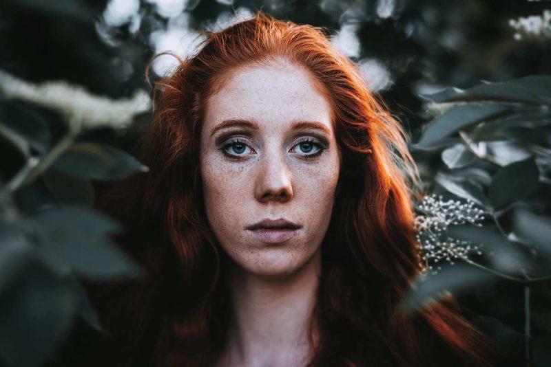 Stunning Female Portraits ideas by David Schermann 22