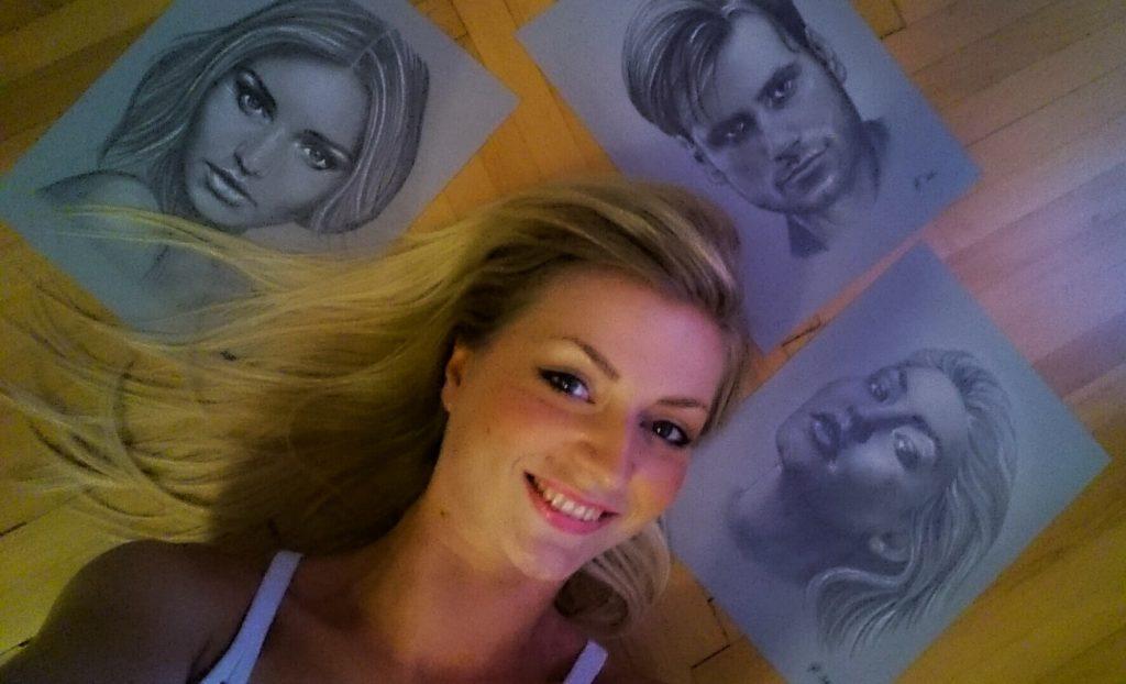 Beauty Aleksandra Janekovic Sribar