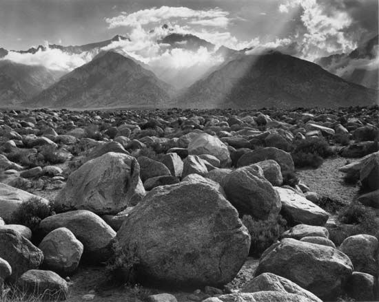 Beauty Black and White with Patterns and Textures Beautiful Black and White Landscape Photography