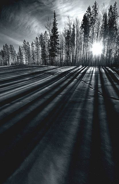 Black and White Landscape with Patterns Beautiful Black and White Landscape Photography
