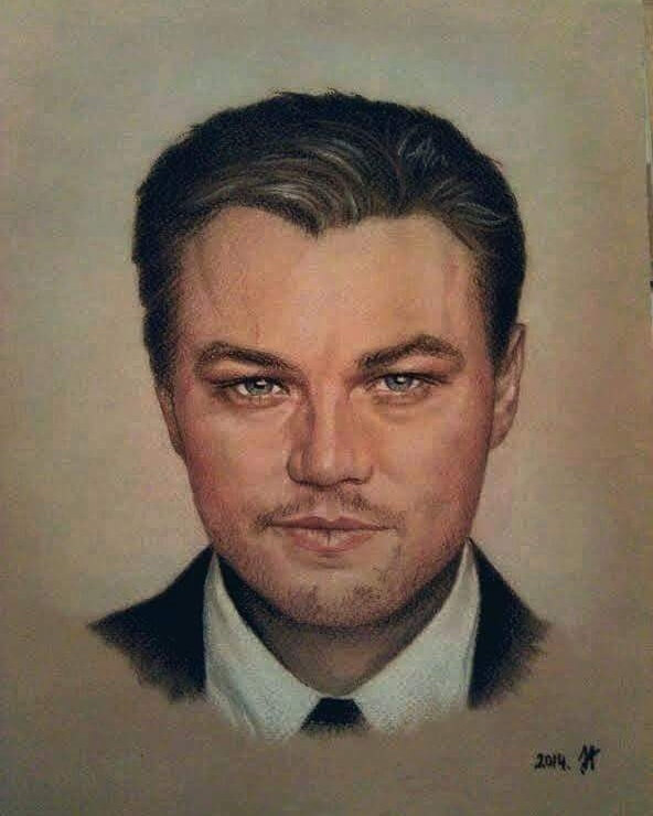 Wonderful Portrait Paintings by Aleksandra Janekovic Sribar