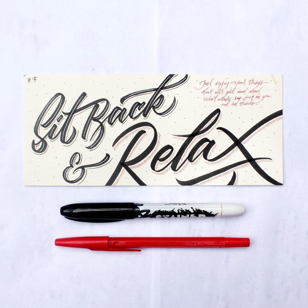 Beautiful Hand Lettering Ideas 9 1024x1024 35 + Beautiful Hand Lettering Styles by Dimaz Fakhruddin