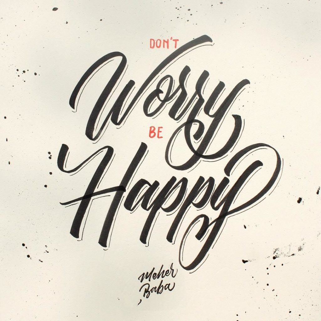Stunning Hand Lettering Ideas 1 1024x1024 35 + Beautiful Hand Lettering Styles by Dimaz Fakhruddin