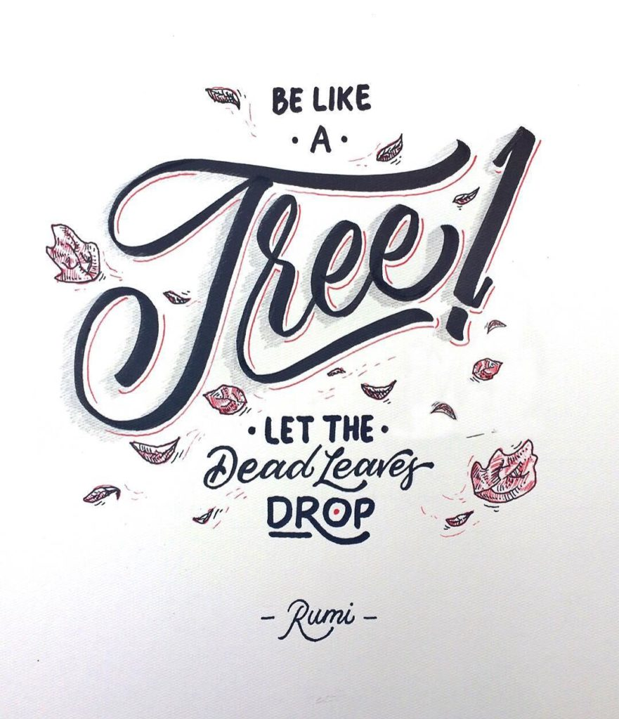 Stunning Hand Lettering Ideas 6 881x1024 35 + Beautiful Hand Lettering Styles by Dimaz Fakhruddin