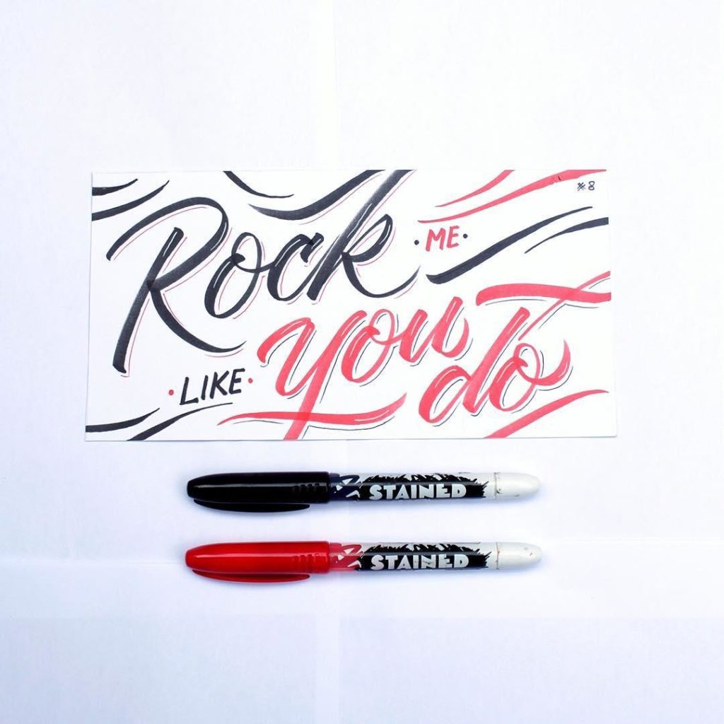 Stunning Hand Lettering Ideas 7 1024x1024 35 + Beautiful Hand Lettering Styles by Dimaz Fakhruddin