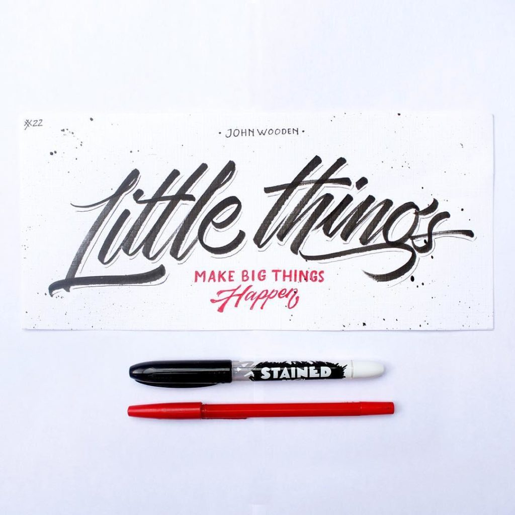 Stunning Hand Lettering Styles by Dimaz Fakhruddin 1024x1024 35 + Beautiful Hand Lettering Styles by Dimaz Fakhruddin
