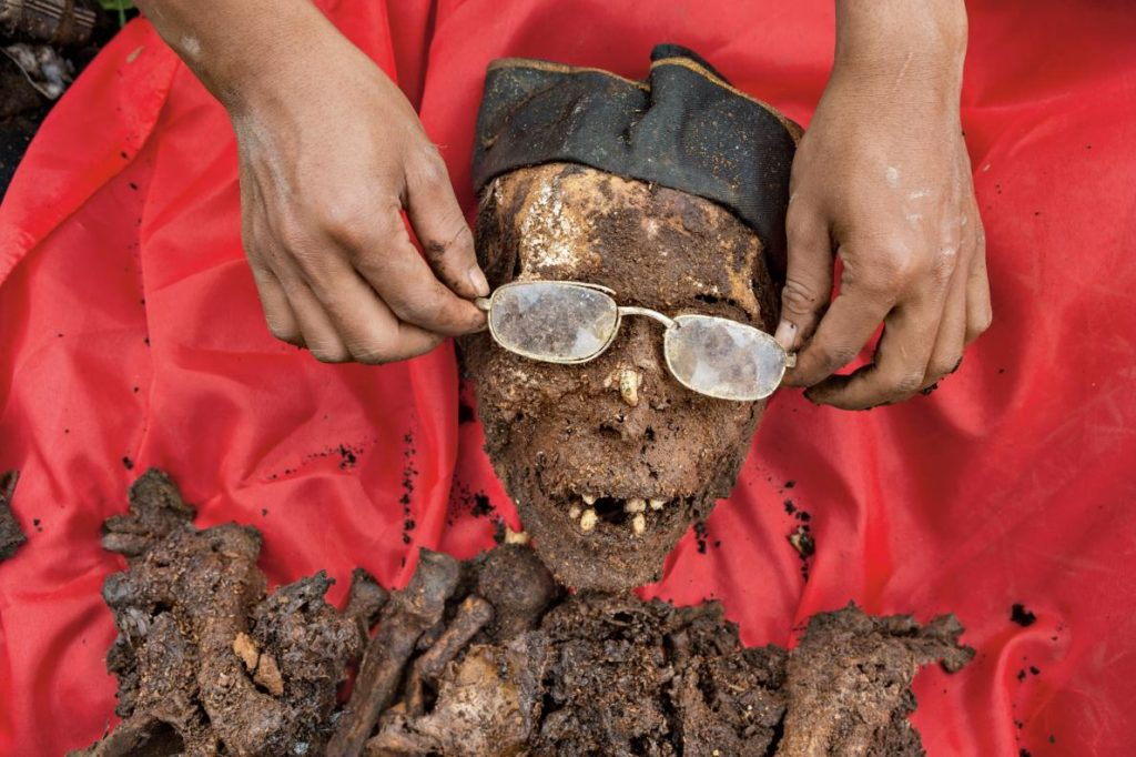 Torajan Funeral Ceremony Corpse 9 1024x682 Living With Dead Bodies for Weeks—Or Years—Is Tradition