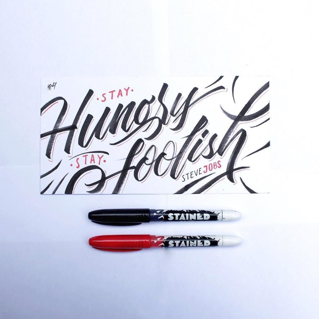 Wonderful Hand Lettering Examples 1 1024x1024 35 + Beautiful Hand Lettering Styles by Dimaz Fakhruddin