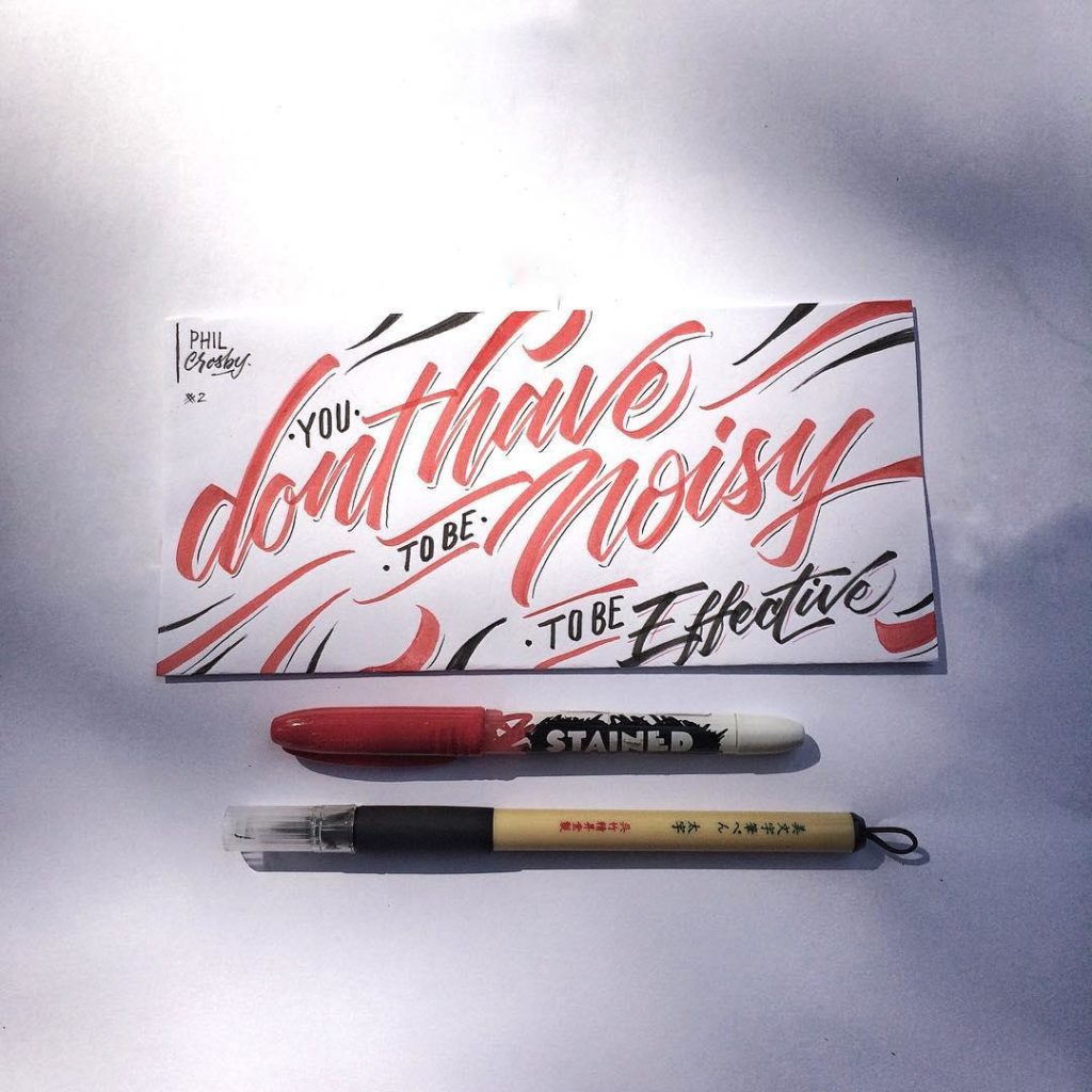 Wonderful Hand Lettering Examples 2 1024x1024 35 + Beautiful Hand Lettering Styles by Dimaz Fakhruddin