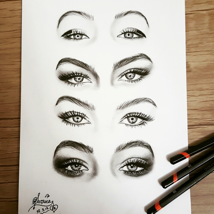 Beautiful Pencil Drawings Ideas 4 I Personify Imagination In My Pencil Drawings