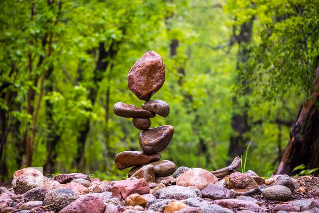 Beauty Gravity Glue Stone Stacking Art by Michael Grab 1024x684 Gravity Glue: Stone Stacking Art by Michael Grab