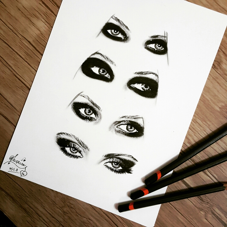 Beauty Pencil Drawings Ideas 2 I Personify Imagination In My Pencil Drawings