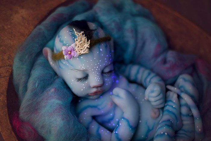 Cute Baby Avatar Avatar Babies Are Freaking The Internet Out