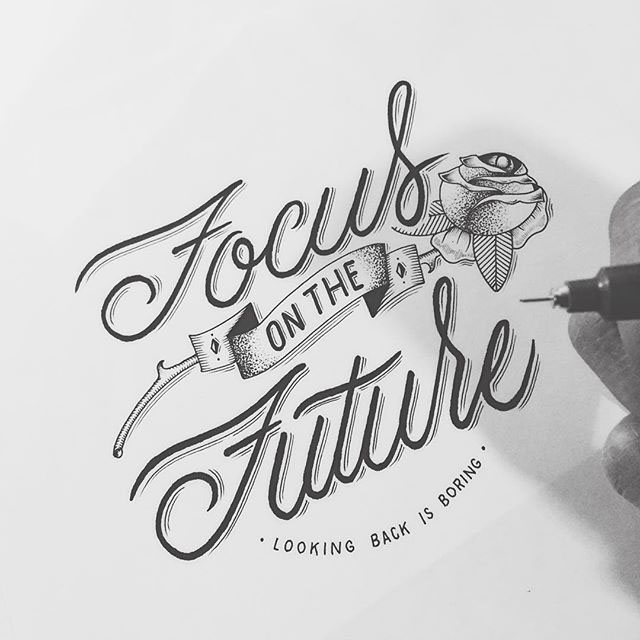 Detailed Hand Lettering Artworks by Raul Alejandro 12 20+ Detailed Hand Lettering Artworks by Raul Alejandro