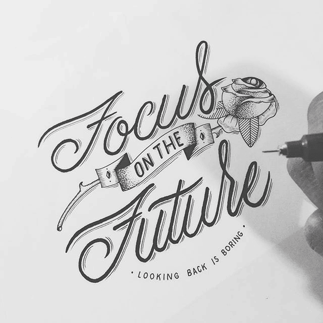 Detailed Hand Lettering by Raul Alejandro 77 20+ Detailed Hand Lettering Artworks by Raul Alejandro