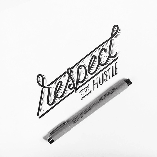 Detailed Hand Lettering by Raul Alejandro 20+ Detailed Hand Lettering Artworks by Raul Alejandro