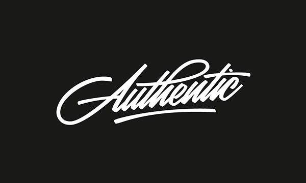 Elegant Lettering Example by Stephen Bradbury 20+ Stunning Lettering Collection & Logotype by Stephen Bradbury
