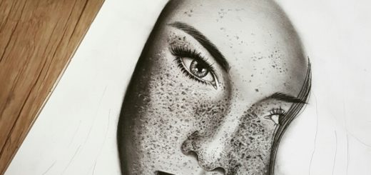 I Personify Imagination In My Pencil Drawings