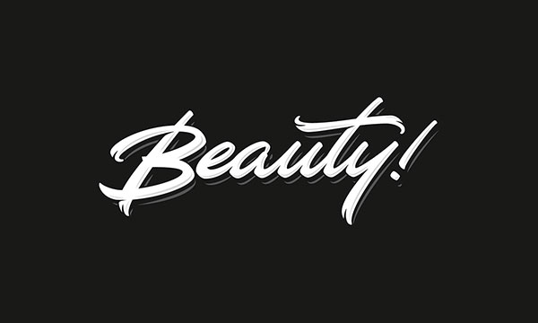 Stunning logotype by Stephen Bradbury 20+ Stunning Lettering Collection & Logotype by Stephen Bradbury