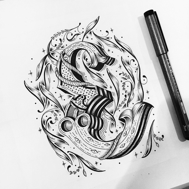 Wonderful Hand Lettering Artworks by Raul Alejandro 11 20+ Detailed Hand Lettering Artworks by Raul Alejandro
