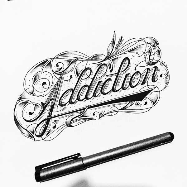 Wonderful Hand Lettering by Raul Alejandro 20+ Detailed Hand Lettering Artworks by Raul Alejandro