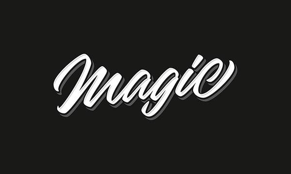 Wonderful logotype example by Stephen Bradbury 20+ Stunning Lettering Collection & Logotype by Stephen Bradbury