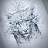 Enchanting Animals Fantasy Art by Jonas Jödicke