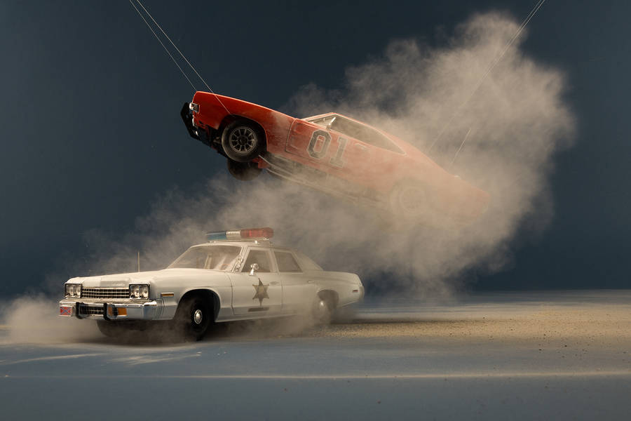 Amazing Hunts Imagined with Miniature Cars by Felix Hernandez Stunning Hunts Imagined with Miniature Cars