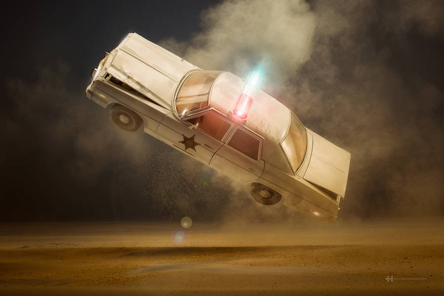 Creative Hunts Imagined with Miniature Cars by Felix Hernandez Stunning Hunts Imagined with Miniature Cars