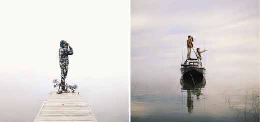 Incredible Adventure and Outdoor Portraits by Ford Yates