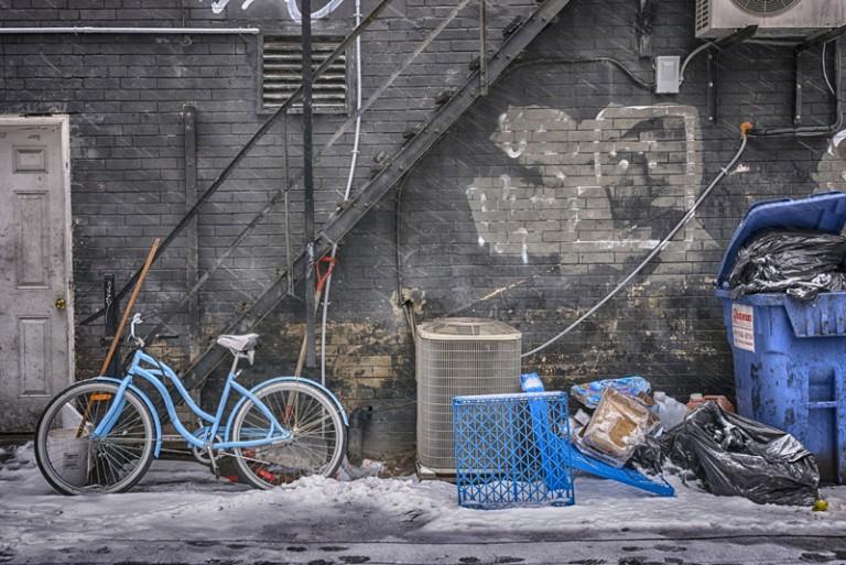 Still Life Photography by Ben Roffelsen — Urban Still Life Cold Alley Creative Still Life Photography Ideas