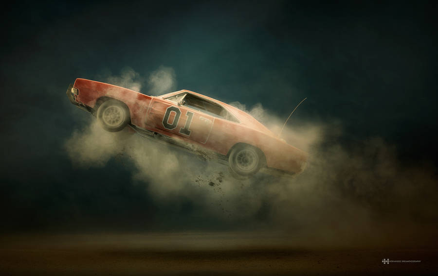 Stunning Hunts Imagined with Miniature Cars