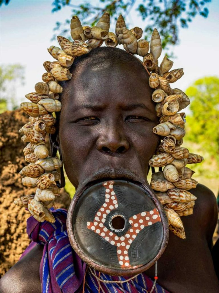 The Beauty Of Tribal Women In Ethiopia Documented by Omar Reda 3 768x1024 The Beauty Of Tribal Women In Ethiopia Documented by Omar Reda