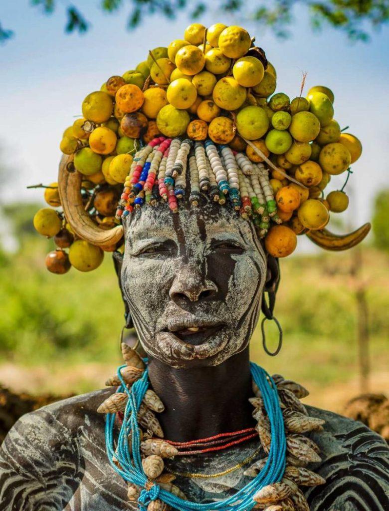 The Beauty Of Tribal Women In Ethiopia Documented by Omar Reda 4 780x1024 The Beauty Of Tribal Women In Ethiopia Documented by Omar Reda